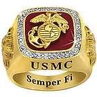 Men's U.S. Marine Corps Semper Fi Ring
