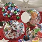 Trio of Candy Jars