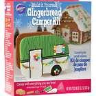 Gingerbread Camping Trailer Kit
