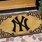 New York Yankees Door Mat
