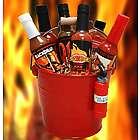 Blazing Bucket of Fire Hot Sauce Gift Set