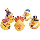 Thanksgiving Rubber Ducky
