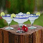 Happy Hour Margarita Glass Set