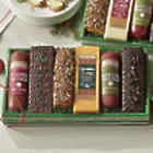 6 Holi-Bars Cheeses, Sausages and Desserts Gift Box