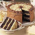 "6"" German Chocolate Cake"