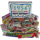 60th Birthday 1953 Retro Candy Box