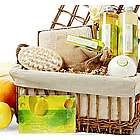 Mediterranean Sun Bath & Body Spa Basket