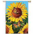 Golden Wonders Garden Flag