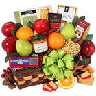 Thanksgiving Gift Basket of Fruit