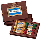 Thank You Chocolate Squares Folio Gift Box