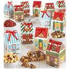 12 Winter Village Treat Gift Boxes