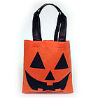 Jack O Lantern Tote Party Bag