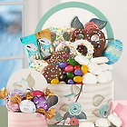 Easter Chocolate and Sweets Gift Basket