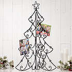 Christmas Tree Tabletop Christmas Card Holder
