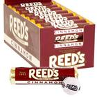Reeds Cinnamon Hard Candy Rolls - 24ct Display Box
