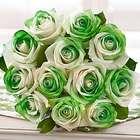 12 St. Patrick's Day Roses