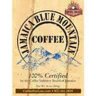 Jamaica Blue Mountain Coffee Beans in 1lb Bag