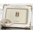 Baby in Angel Wings Photo Frame