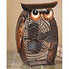 Owl Figurine Fan