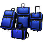 New Yorker 4-Piece Luggage Set