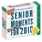 2018 Unforgettable Senior Moments Page-a-Day Calendar