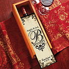 Personalized Decorative Wine Box