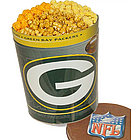 Green Bay Packers 3 Way Popcorn