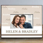 Couple's Personalized Perfect Love Picture Frame