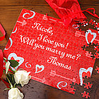 Personalized Valentine's Day Puzzle