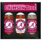 Alabama Crimson Tide 3 Grill Rubs Boxed Set