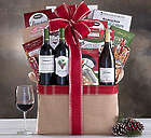 California Winery Holiday Trio Gift Basket
