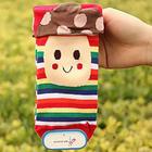 Toadstoolly Magical Mushroom Socks