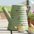 Distressed Watering Can