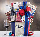 Baron de Lusson French Collection Gift Basket