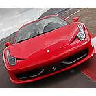 Nationwide Race a Ferrari