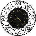 "Joline 36"" Filigree Wall Clock"