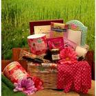 Spa Refresher Snacks and Gardening Gift Hamper
