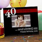 Personalized Birthday Photo Frames