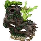 Sunken Gardens Shipwreck Stern Aquarium Decor