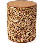 Handcrafted Wine Cork Stool