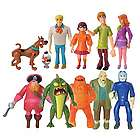 Scooby Doo Monster Set Action Figures