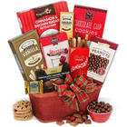Winter Treats and Sweets Gift Basket