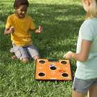 Five-Hole Washer Toss Game
