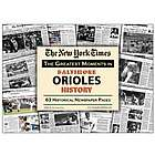 New York Times Baltimore Orioles History Replica Newspaper
