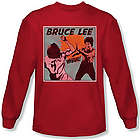 Bruce Lee Comic Panel Hooded Sweatshirt