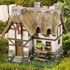 Miniature Fairy Garden Solar Tavern