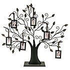Family Tree with Six Hanging Frames