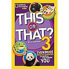 This or That? 3 Quiz Book