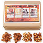 BBQ Road Trip Nut Sampler Gift Tin