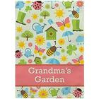 Personalized Spring Things Garden Flag